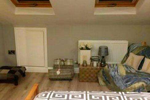 attic bed c